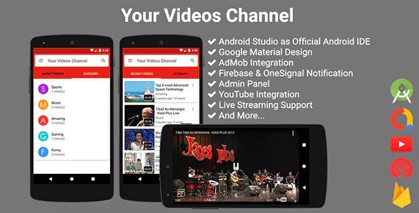 Your Videos Channel v3.2.0