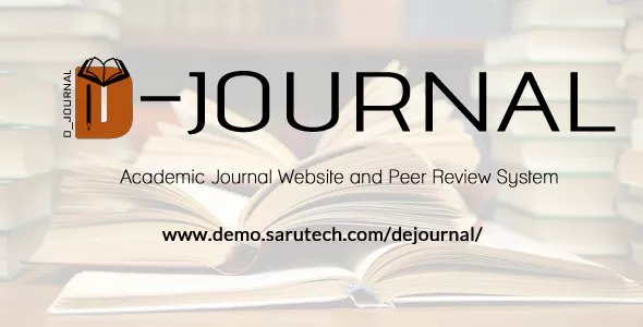 De-Journal – Academic Journal and Peer Review System