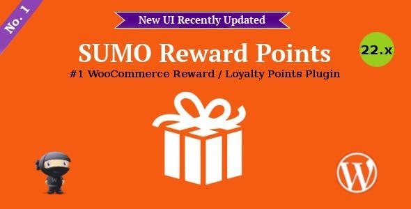 SUMO Reward Points v22.7 – WooCommerce Reward System