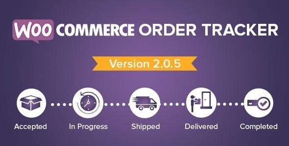 WooCommerce Order Tracker v2.0.5