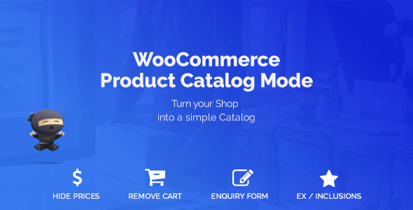 WooCommerce Product Catalog Mode v1.5.12