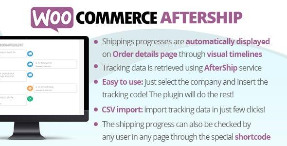 WooCommerce AfterShip v3.8