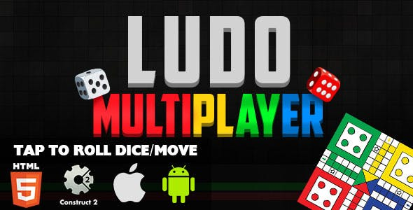 Ludo Multiplayer – HTML5 Game (CAPX)