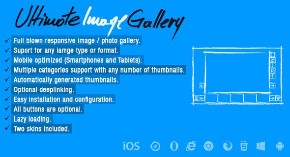 Ultimate Image Gallery v1.0