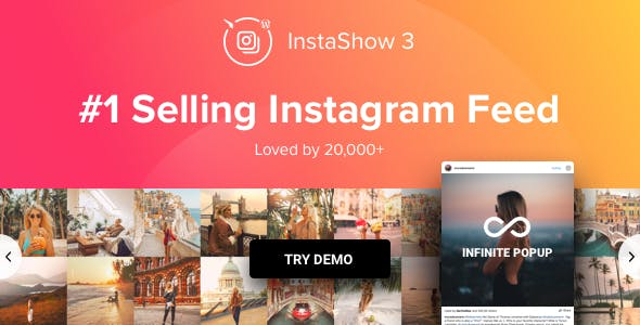 Instagram Feed v3.8.5 - WordPress Instagram Gallery