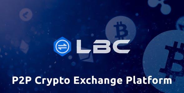 LBC v1.0 – P2P Crypto Exchange Platform