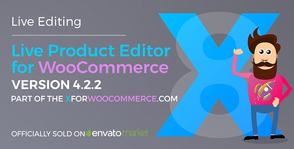 Live Product Editor for WooCommerce v4.3.2