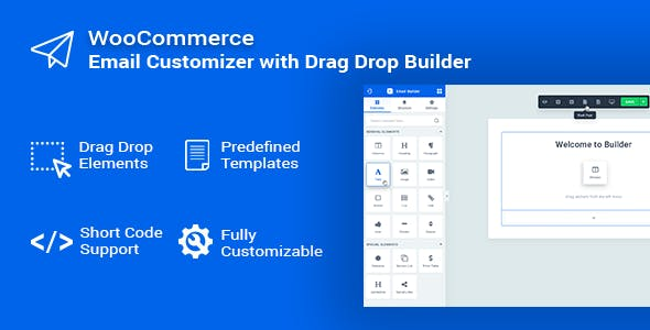 WooMail v2.3 - WooCommerce Email Customizer