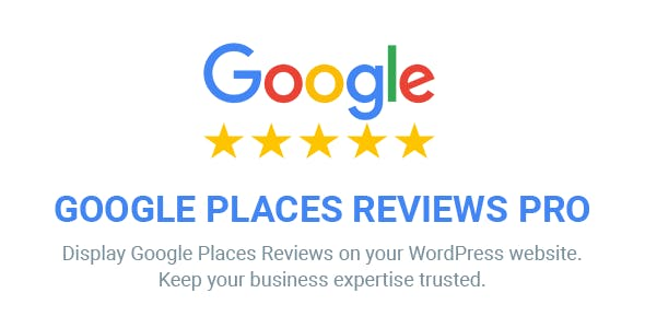 Google Places Reviews Pro v2.0 – WordPress Plugin