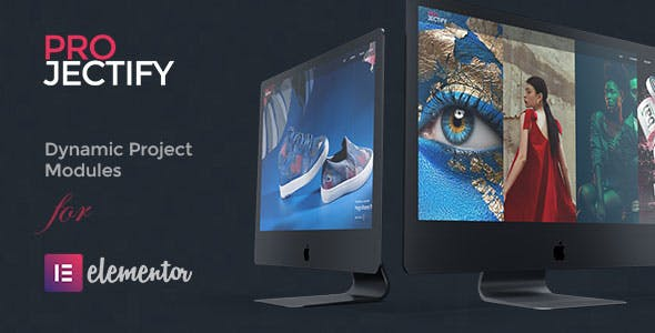 Projectify v2.0 – Project Addon for Elementor Page Builder