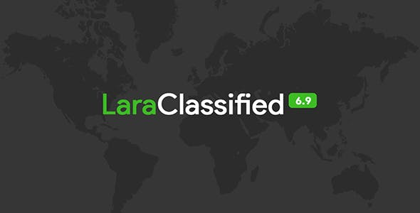 LaraClassified v6.9 – Classified Ads Web Application – nulled