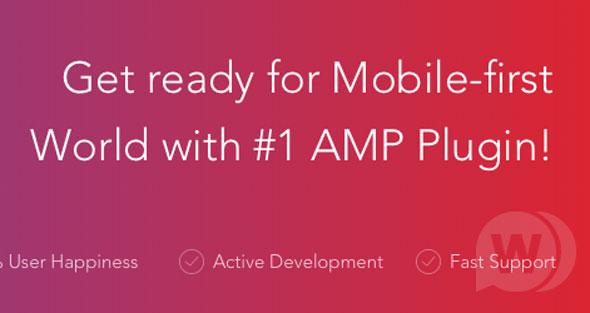 AMP for WP v0.9.98.4 + Extension Bundle