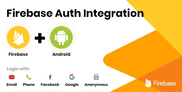 Firebase Auth Integration – Android