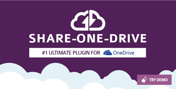 Share-one-Drive v1.12.1 - OneDrive plugin for WordPress
