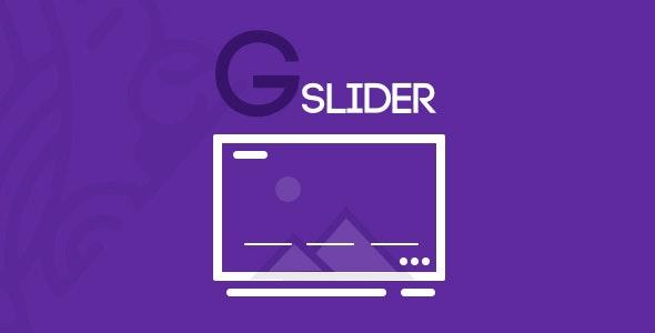 GSlider v1.0 – Premium Gutenberg Slider Block For WordPress
