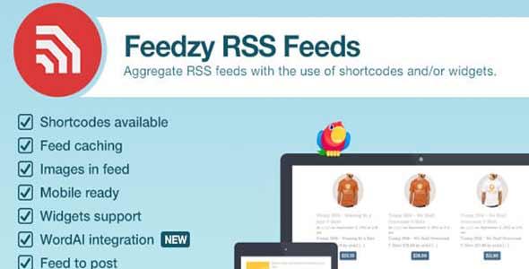 Feedzy v1.6.12 - RSS Feeds Premium WordPress Plugin