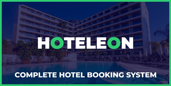 Hoteleon v1.0 – Complete Hotel Booking System – nulled