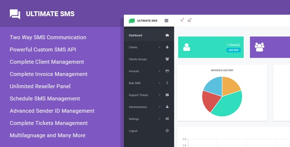 Ultimate SMS v2.7 – Bulk SMS Application For Marketing – nulled