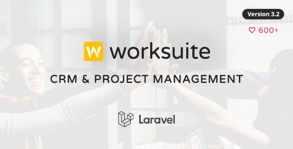 WORKSUITE v3.1.1 – CRM and Project Management