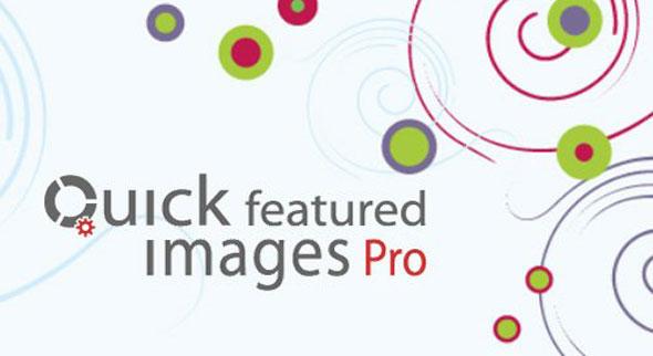 Quick Featured Images Pro v8.5.0 – WordPress Plugin