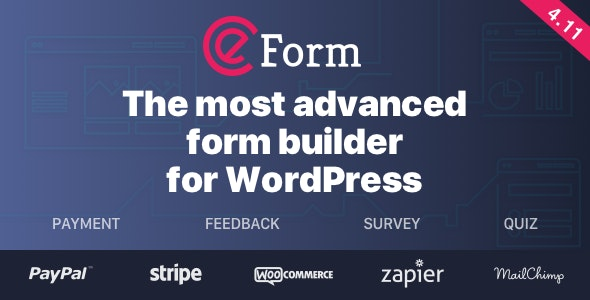 eForm v4.12.0 – WordPress Form Builder