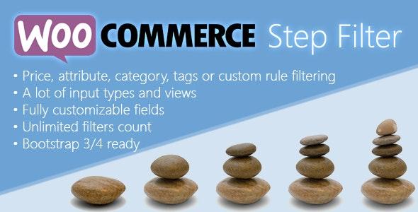 Woocommerce Step Filter v6.1.0