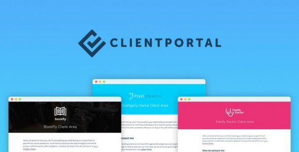Client Portal For WordPress v4.9.8