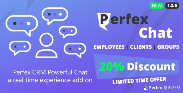 Perfex CRM Chat v1.3.6