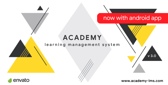 Academy v3.0 - Learning Management System - nulled