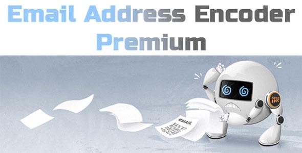 Email Address Encoder Premium v0.3.3 – WordPress Plugin
