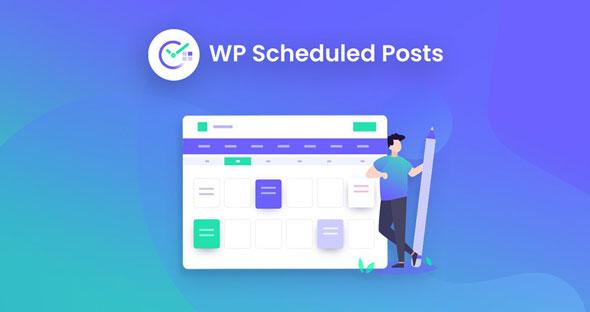 WP Scheduled Posts Pro v2.3.0