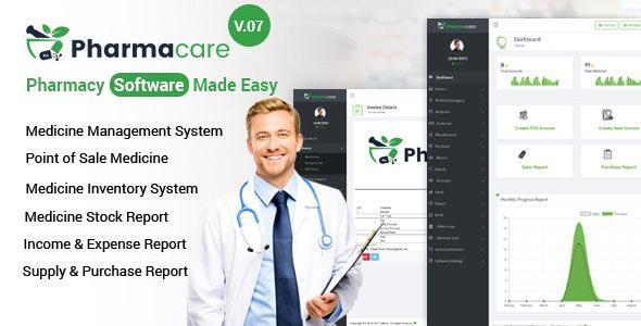 Pharmacare v9.0 - Pharmacy Software Made Easy
