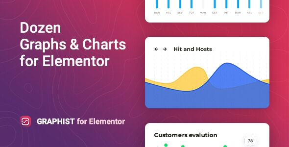 Graphist v1.1.0 - Graphs & Charts for Elementor