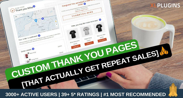 WooCommerce Thank You Page v1.14.0