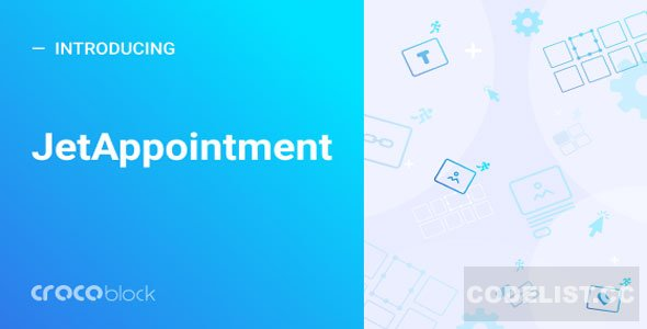 JetAppointment v1.3.0 - Appointment plugin for Elementor