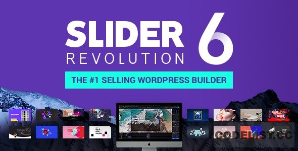 Slider Revolution v6.2.23 - Responsive WordPress Plugin