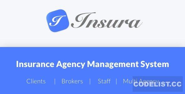 Insura v2.0.5 - Insurance Agency Management System