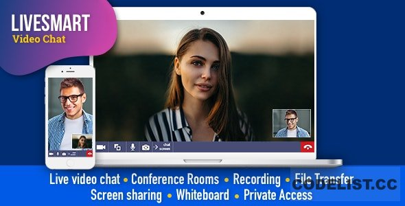 LiveSmart Video Chat v2.0.15