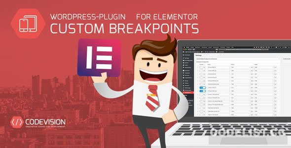 Custom Mobile Breakpoints for Elementor v1.0.1