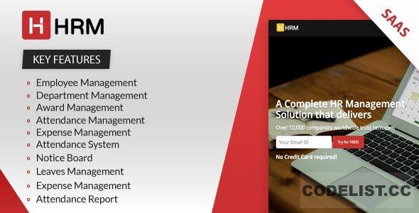 HRM SAAS v4.1.1 - Human Resource Management