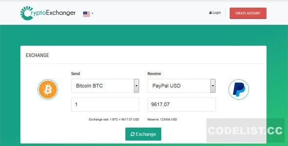 CryptoExchanger v4.1 - Advanced E-Currency Exchanger and Converter