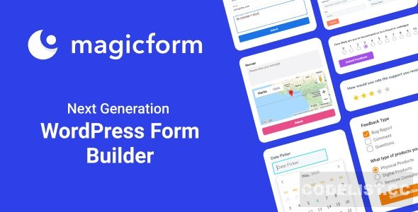 MagicForm v1.5.6 - WordPress Form Builder