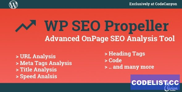WP SEO Propeller v1.3.1 - Advanced SEO Analysis Tool