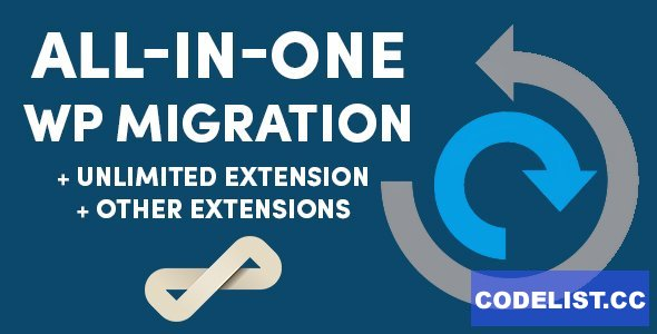All-in-One WP Migration Unlimited Extension v2.39 + Addons