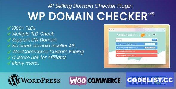 WP Domain Checker v5.1.2