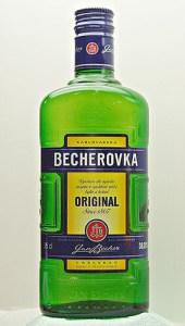 Becherovka Original Drink Czech Republic