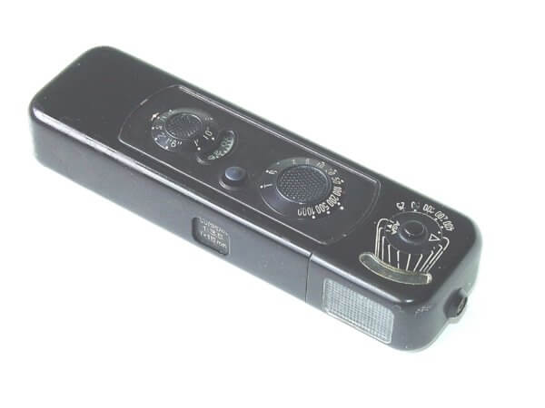 Minox Camera from Riga