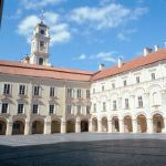 Vilnius University Grand Courtyard
