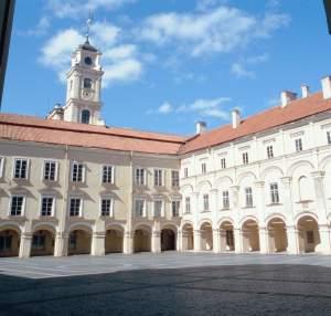Grand Courtyard - Vilnius University