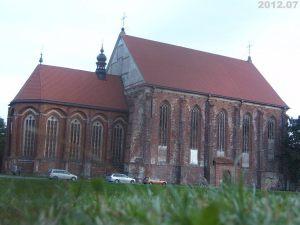 Church of St George The Martyr Kaunas Old Town